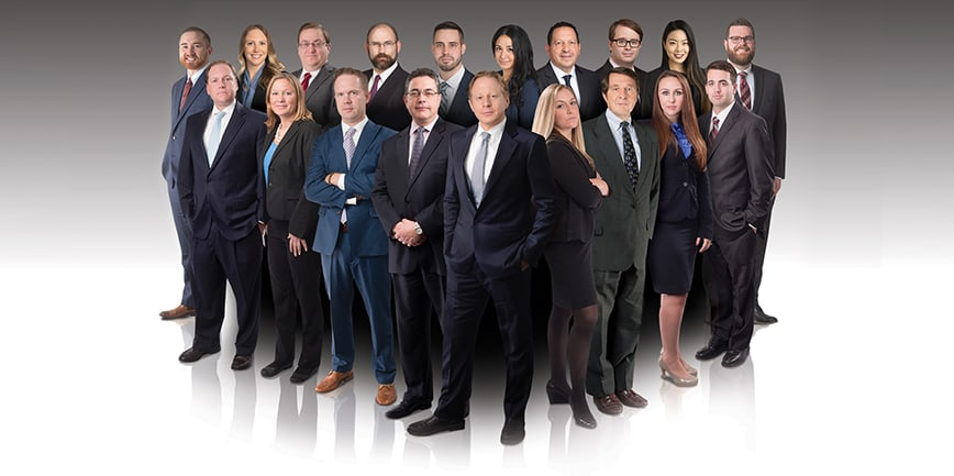 Group Picture of the Law Offices of Jeffrey S. Glassman